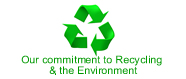 Mona F&T Our commitment to recycling and the environment